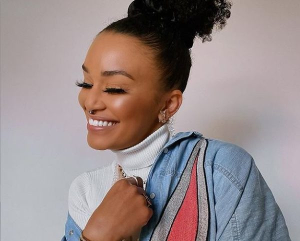 Pearl Thusi reveals the hates on her skin colour has gotten her more bags