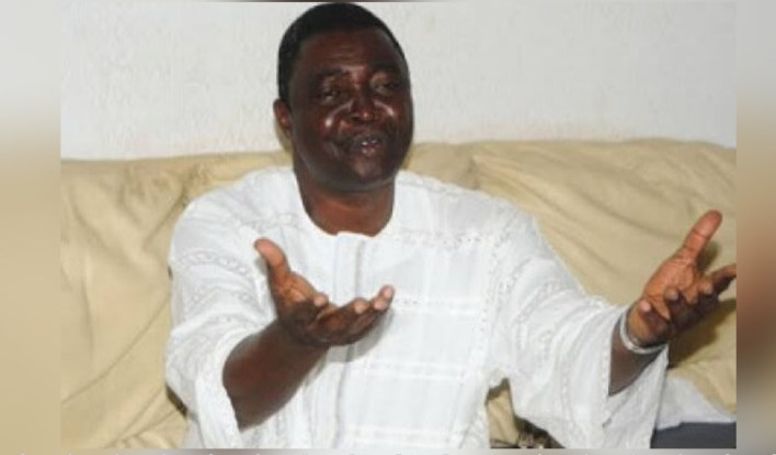 JUST IN: Senator Adebayo Salami is dead