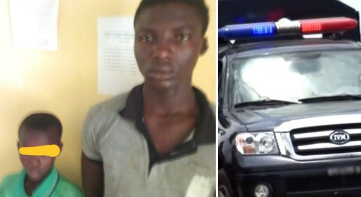 Police recover two year-old-boy sold in Imo for N100,000, arrest suspects