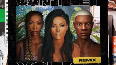 Stefflon Don Ft. Rema & Tiwa Savage - Can't Let You Go (Remix)