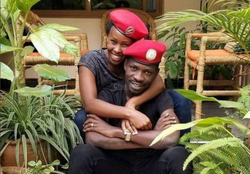 I'm Afraid For My Life And Wife's Life, Uganda Opposition Leader, Bobi Wine Speaks From House Arrest