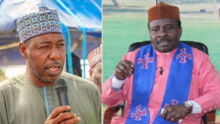 CAN To Zulum: No Christian Will Kill Like Boko Haram, Provide Proof Of Christian Members