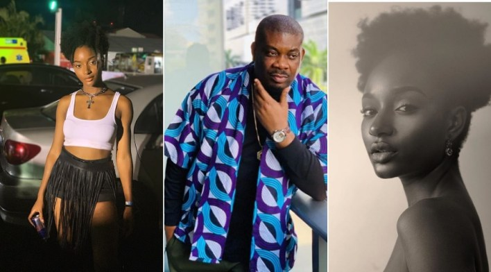 Don Jazzy's Mavin Records Unveils New Female Act, Ayra Starr