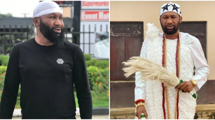 Popular Nollywood actor, Omogoriola becomes Oba in Yoruba land