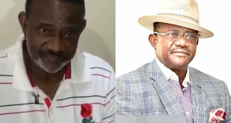 Veteran broadcaster, Bisi Olatilo, dispels rumor of his death as he receives treatment for COVID19 (video)
