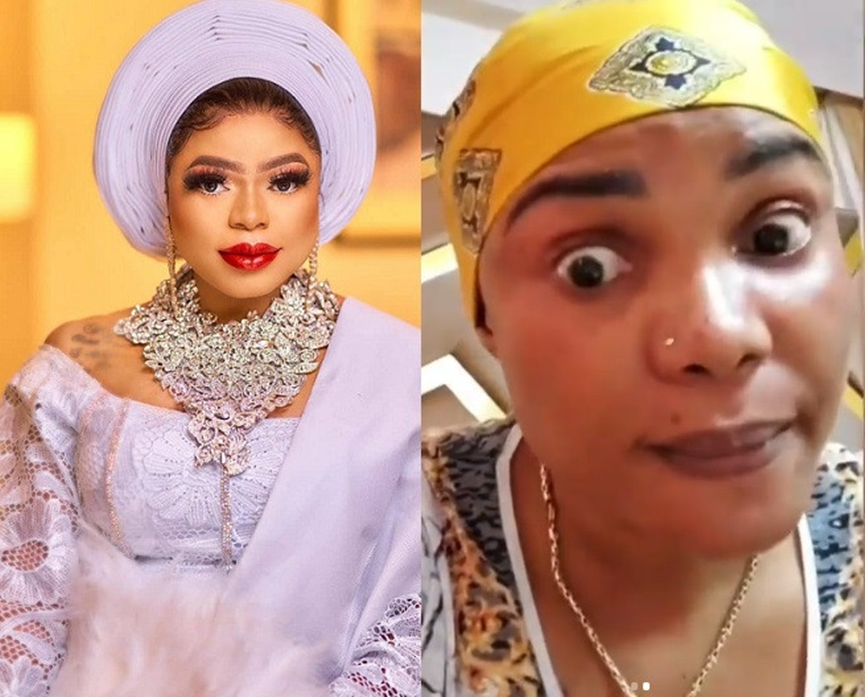 """"""" Stay humble"""" – Bobrisky writes after Iyabo Ojo tackled entitled fans who always ask her for money"""