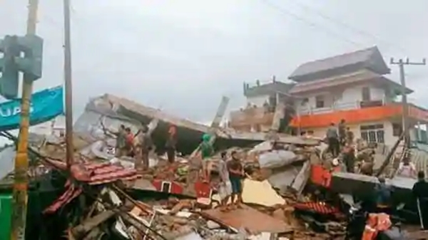 Three dead, 24 wounded in Indonesia earthquake