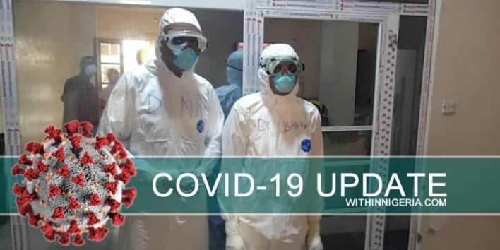 Nigeria records 1,430 new COVID-19 infections, toll now 122,996