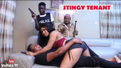STINGY TENANT ft BenCash TV & funnychef TV - WAHALA TV