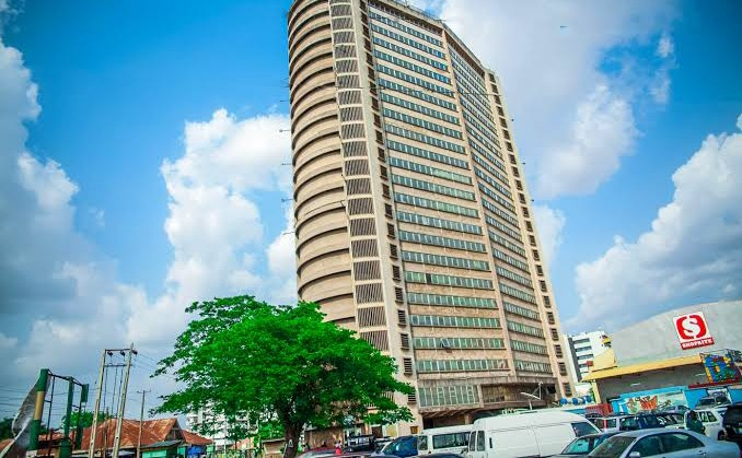 BREAKING: One dead, three others injured as Cocoa House Ibadan elevator crashes