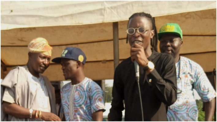 Laycon bags chieftaincy title in Ogun [VIDEO]