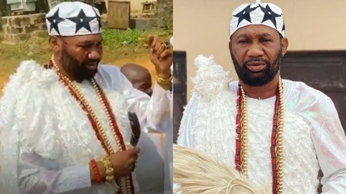 Actor Goriola Hassan reveals truth about performing rituals before he became king of Uba land