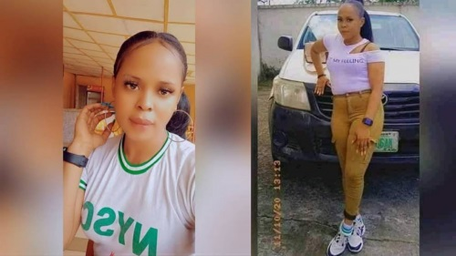 I Can't Believe My Girlfriend Killed A Man With Machete In Akwa Ibom – Lover Of Accused Corps Member