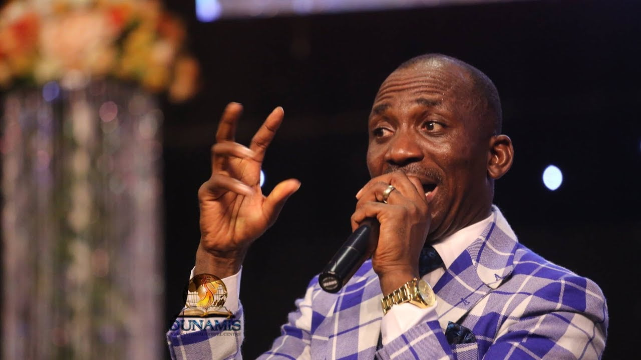 """""""2021 Is Your Season Of RELEASE"""" – Pastor Paul Enenche Shares Prophecies"""