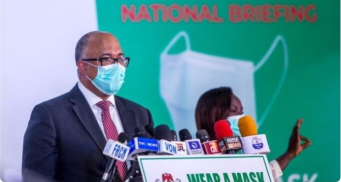 COVID-19: Nigeria records 1,444 new infections, total now 110,387