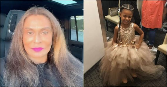 Watch: Beyoncé's Mom, Tina shares adorable video of her granddaughter, Blue Ivy dancing