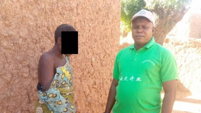 National Human Rights Commission rescues woman chained and caged by her family in Katsina