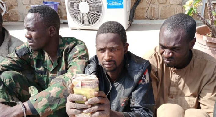 OPSH operatives arrest two suspects over murder of two men in Plateau