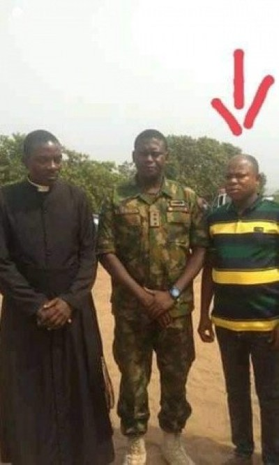 PHOTOS: Soldiers rescue abducted Anambra ex-commissioner in Abia state