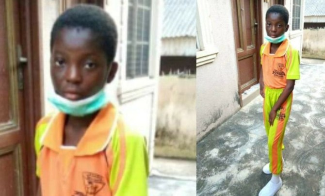 12-year-old girl declared missing in Lagos