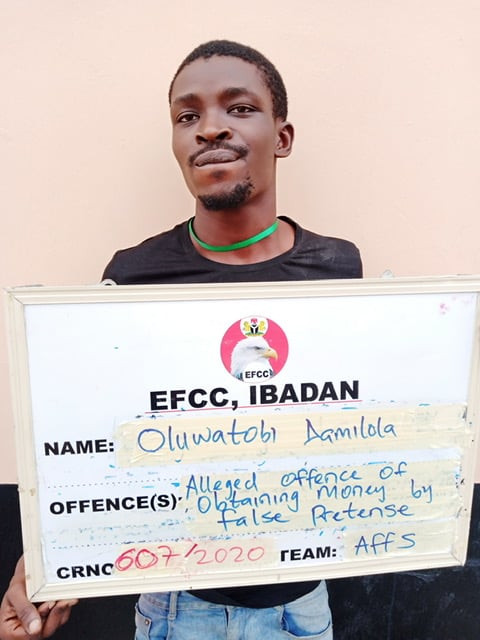 Court sentences 26-year-old fraudster to four months imprisonment in Ibadan