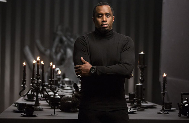 Diddy sues his former clothing company, Sean John, for $25 Million for using his image in Ads