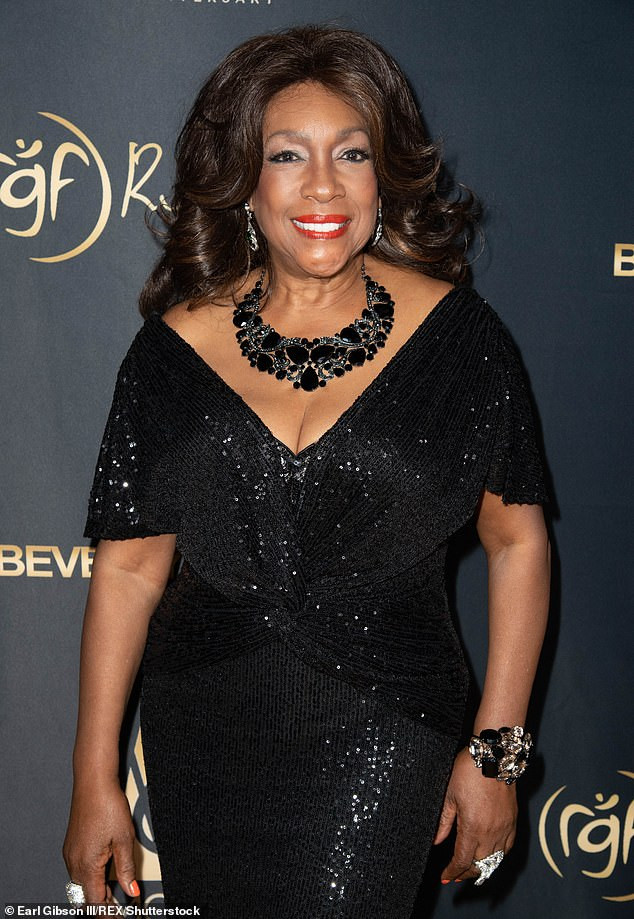 Mary Wilson of the iconic music group, The Supremes, dies at 76