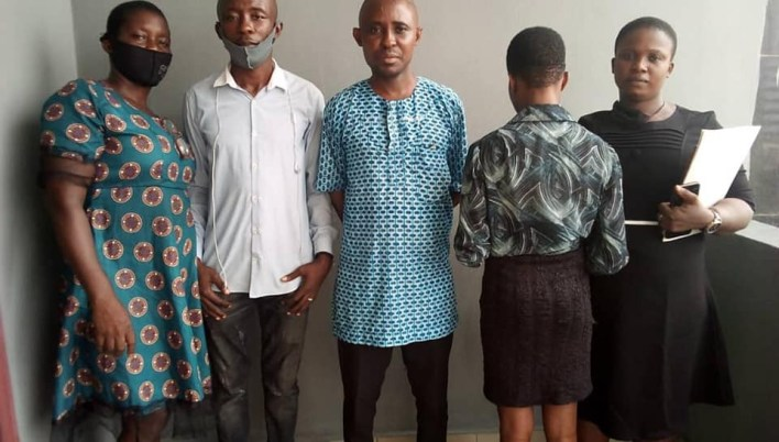 Rivers varsity staff remanded over alleged abduction and sexual abuse of 16-year-old girl