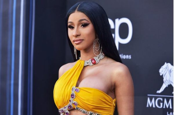 Watch: Cardi B mocks haters as she shows off her no makeup face