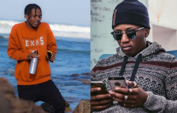"""Whack!"" Mzansi reacts to Flvme's diss track against Emtee"