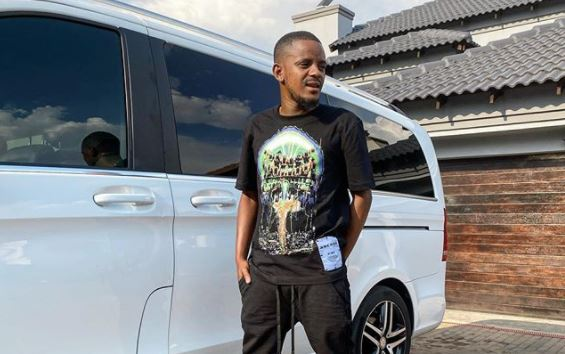 Kabza De Small shares throwback picture of himself when he was little