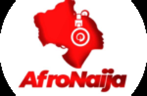 Khanyi Mbau officially reveals her new boyfriend – Photos