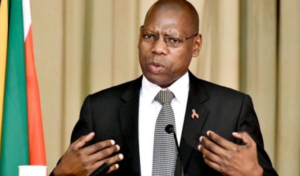 Dr. Zweli Mkhize – J&J vaccines to be rolled out next week instead of AstraZeneca
