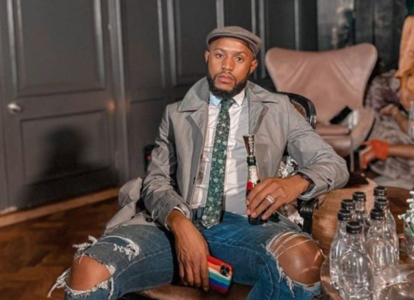 Mohale shares spotted taking solo in a rural Free State
