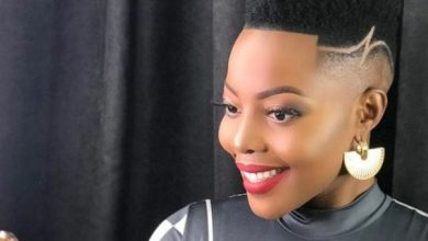 Nomcebo Zikode appreciates God for giving her such a powerful voice