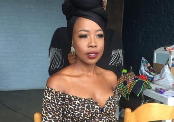 Ntsiki Mazwai feels disgusted following cutting of free education budget