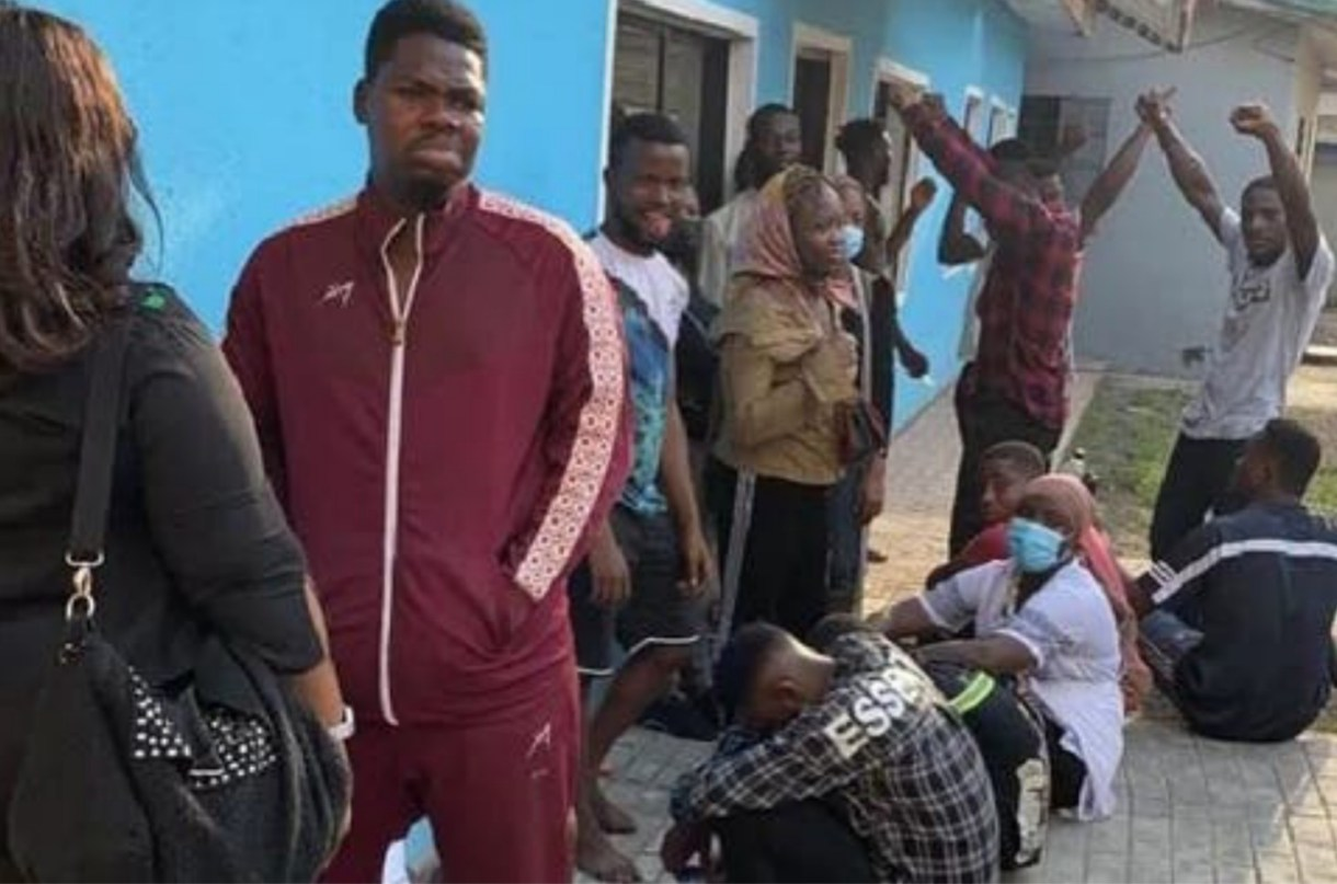 #OccupyLekki: Court grants Mr Macaroni, 39 other protesters bail