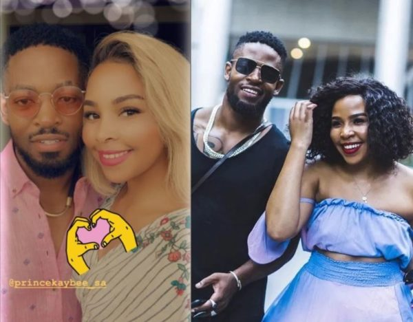 Prince Kaybee finally opens up on relationship with ex-lover, Brown Mbombo