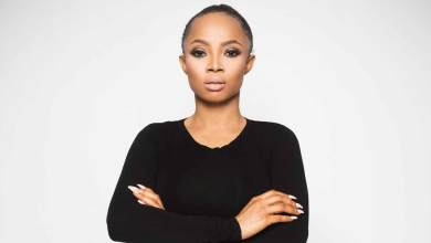 Toke Makinwa warns against the use of 'dear' while addressing her