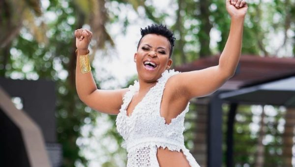 """Zodwa Wabantu on being back to her """"booty-shaking"""" business"""