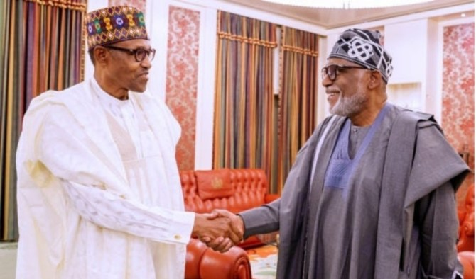 Akeredolu to Buhari: Tell Nigerians you do not support criminality