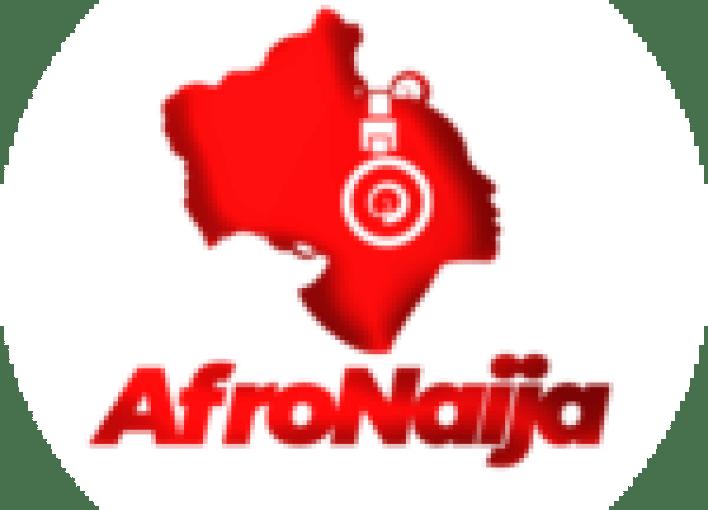 Commuters Cheat Death As Petrol Tanker Falls, Blocks Abuja Highway