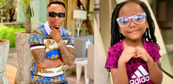 DJ Tira's daughter, Chichi rocks Kairo Forbes' new range of glasses