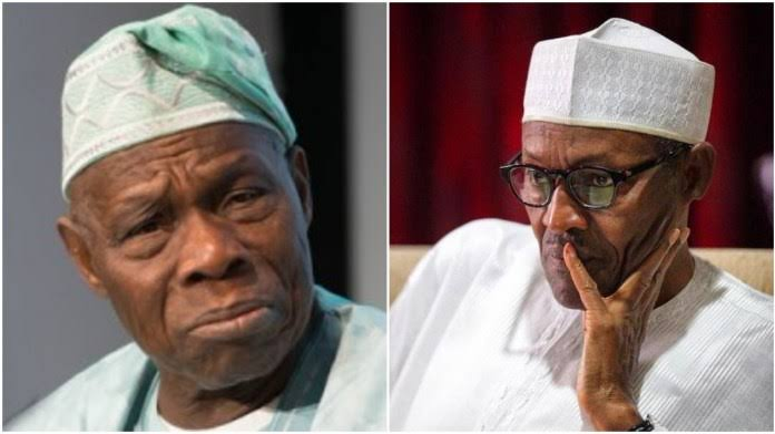 Obasanjo to Buhari: Wake up to responsibilities and tackle banditry