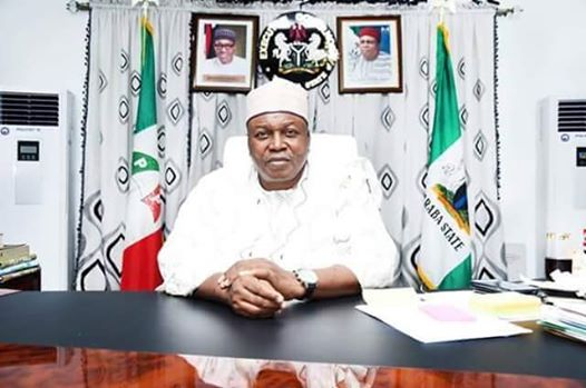 Taraba state governor to FG: Allow Nigerians carry licensed guns