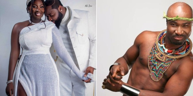 PHOTO: Harrysong set to tie the knot with fiancée, Alexer