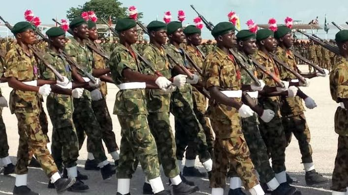 Nigerian Army begins recruitment exercise (How To Apply)