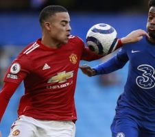 EPL: Man Utd, Chelsea settle for draw in Super Sunday clash
