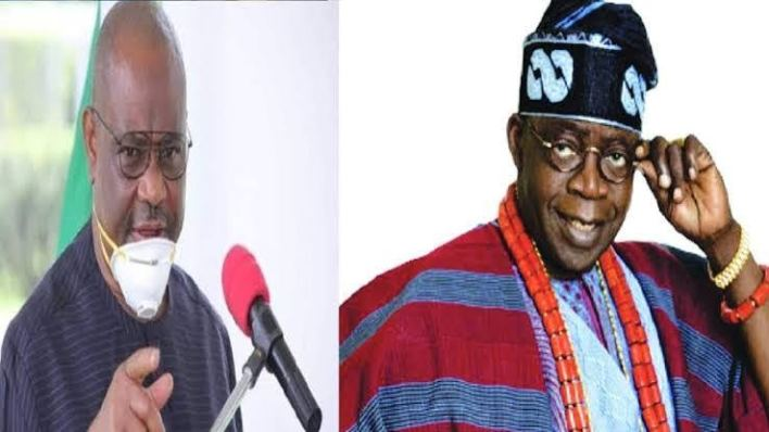 Wike to Tinubu: You can not see presidency gate in 2023