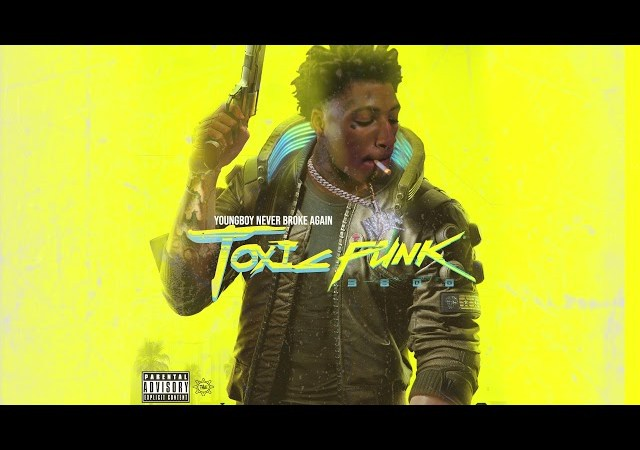 YoungBoy Never Broke Again - Toxic Punk